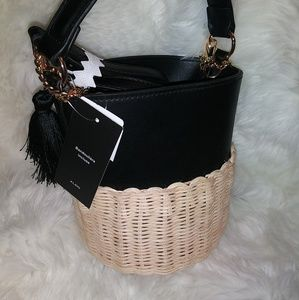 Aldo basket purse